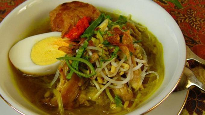 Resep Makanan Enak Soto Bangkalan