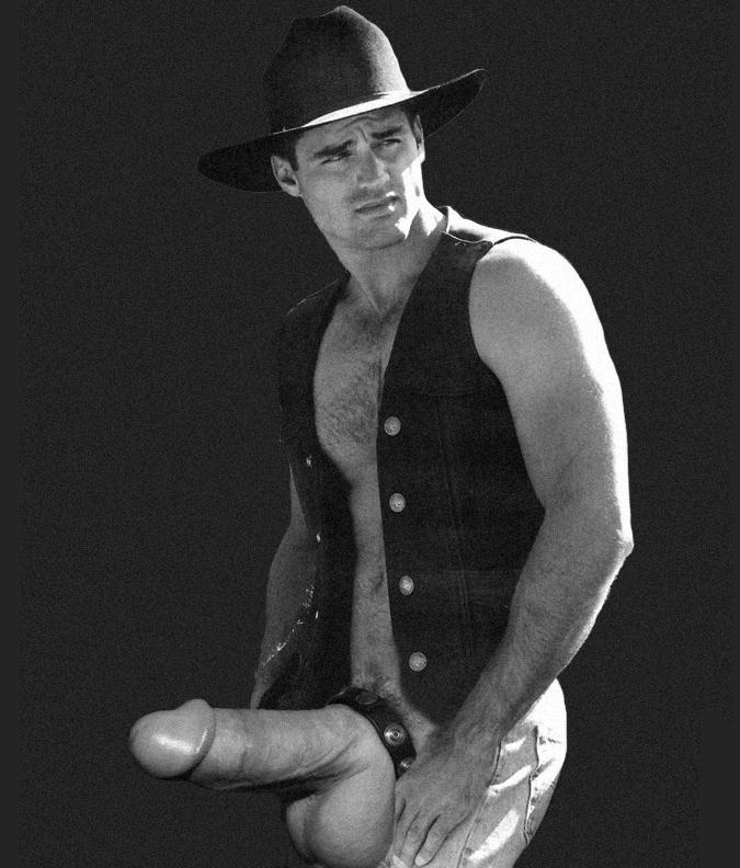 Sexy gay cowboys