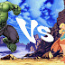 Hulk VS Supergirl. Que se dá bem nessa treta?