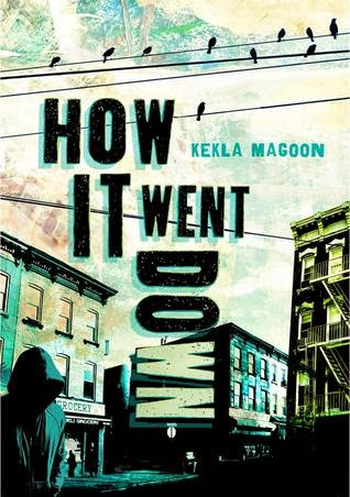 Read Brave - Kekla Magoon 2/25/15 and 2/26/15