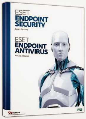 ESET Endpoint Antivirus full with activated