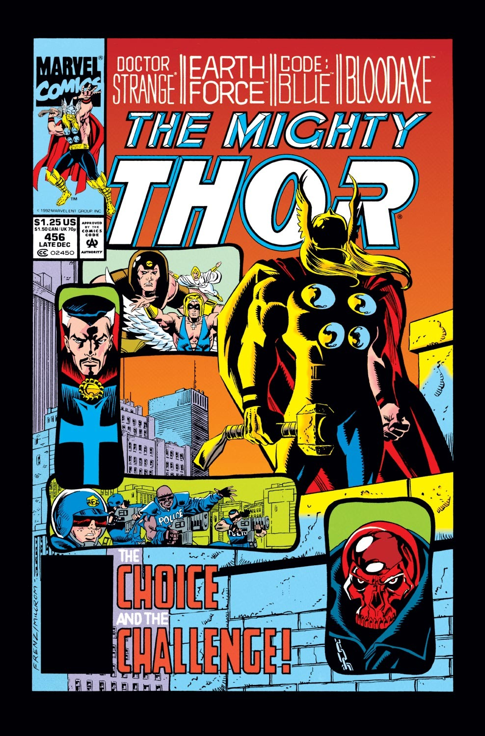 Thor (1966) 456 Page 1
