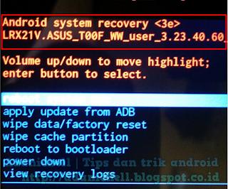 Cara Mengetahui Versi Firmware Android Bootloop
