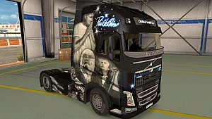 Volvo 2013 Phil Collins skin