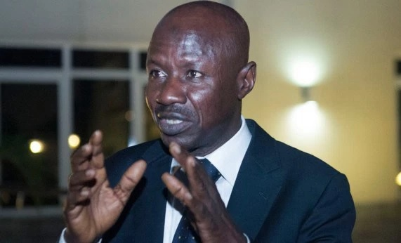 Magu's Senate Ordeal: The Powerful Cabals At The Presidency & beyond That Plotted EFCC's Boss Fall, The Power Game REVEALED