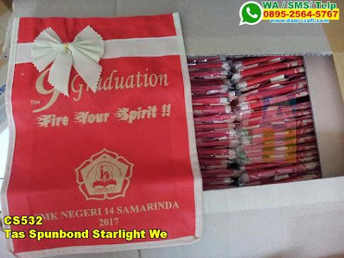 Grosir Tas Spunbond Starlight We