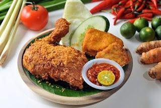 Resep Pembuatan Ayam Penyet Termudah