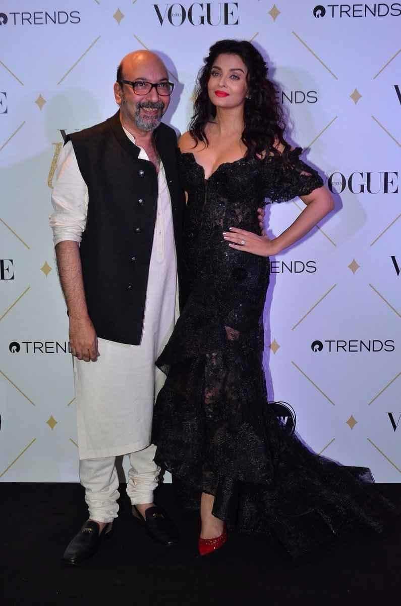 aishwarya rai hot photos at vogue beauty awards 2017%2B%252811%2529