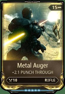 Metal Auger