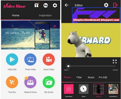 aplikasi untuk mengedit video gratis videoshow