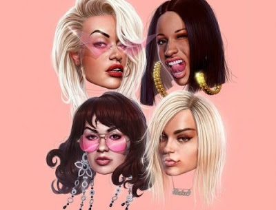 DOWNLOAD MP3: Rita Ora, Charli_XCX, MØ, Starrah - Girls