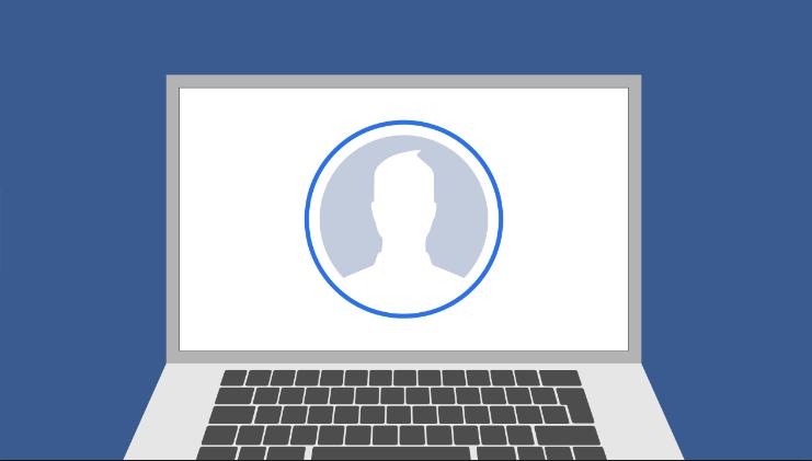 desktop login facebook