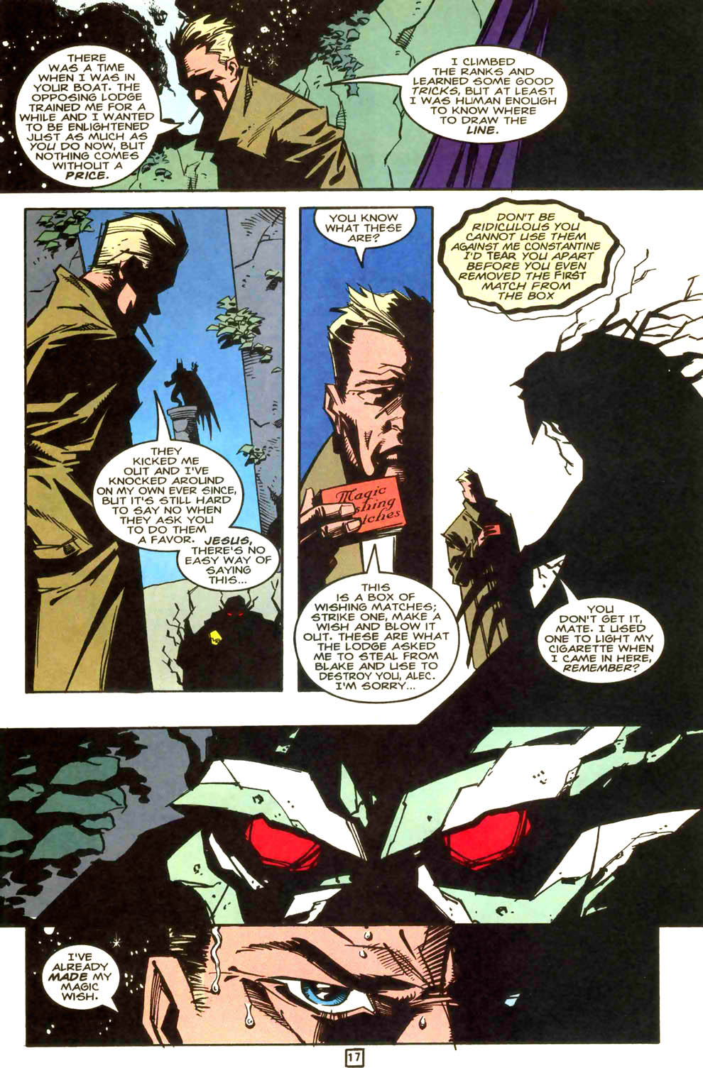 Swamp Thing (1982) #169 #177 - English 18