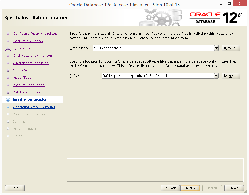 How to Build 12c RAC (5/6) - Installing RAC Database - Ed Chen Logic