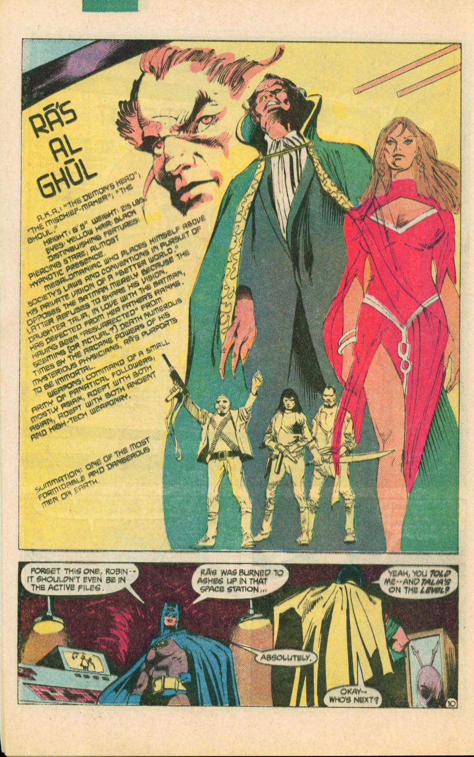 Detective Comics (1937) 566 Page 10