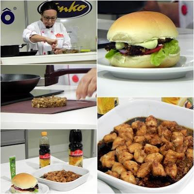 como fazer hamburger vegetariano