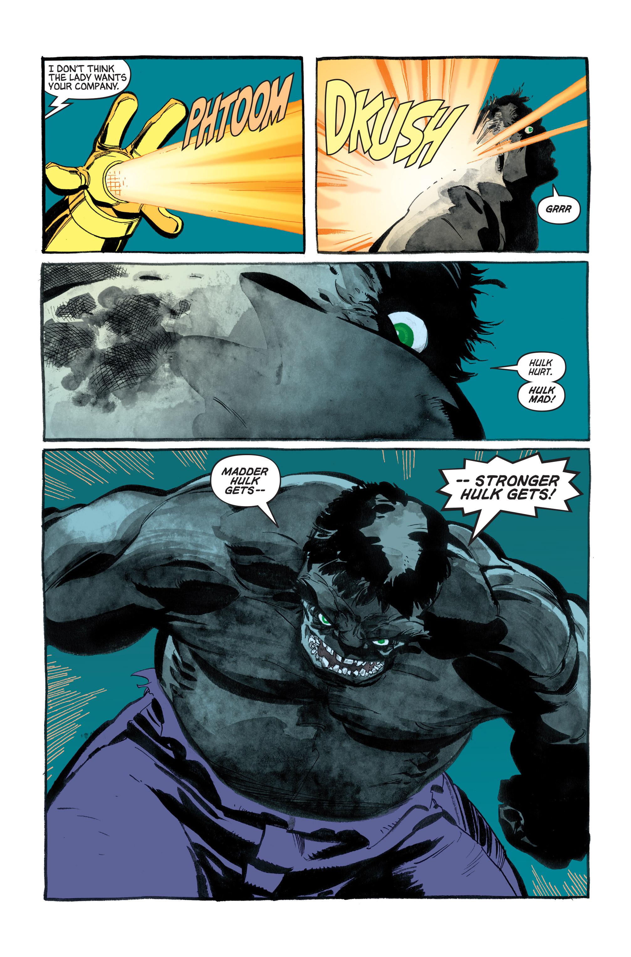 Read online Hulk: Gray comic -  Issue #3 - 22