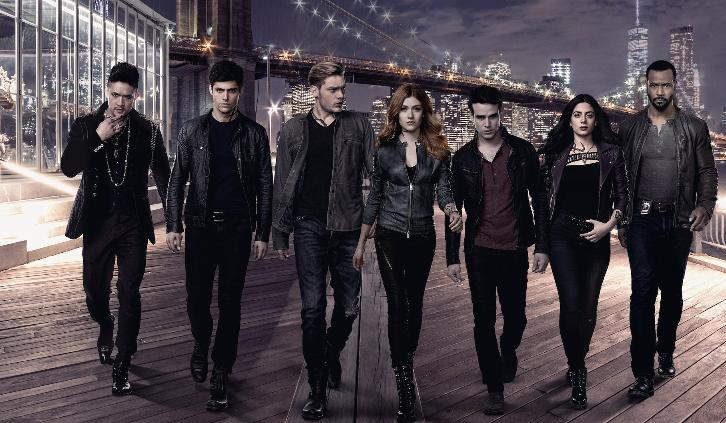 Shadowhunters - Episode 2.01 - The Guilty Blood - Promos, Posters, Promotional Photos & Press Release