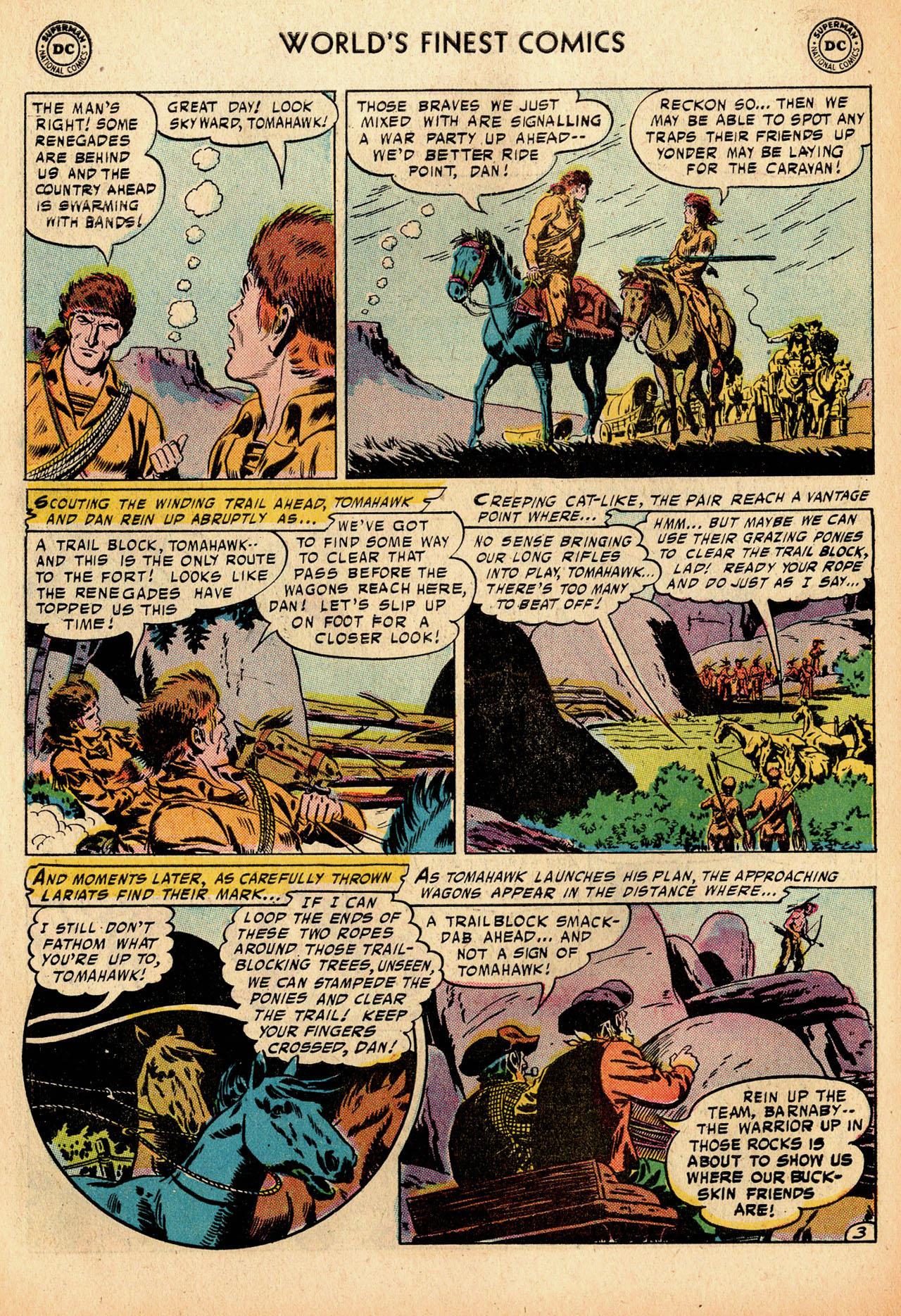 Read online World's Finest Comics comic -  Issue #91 - 30