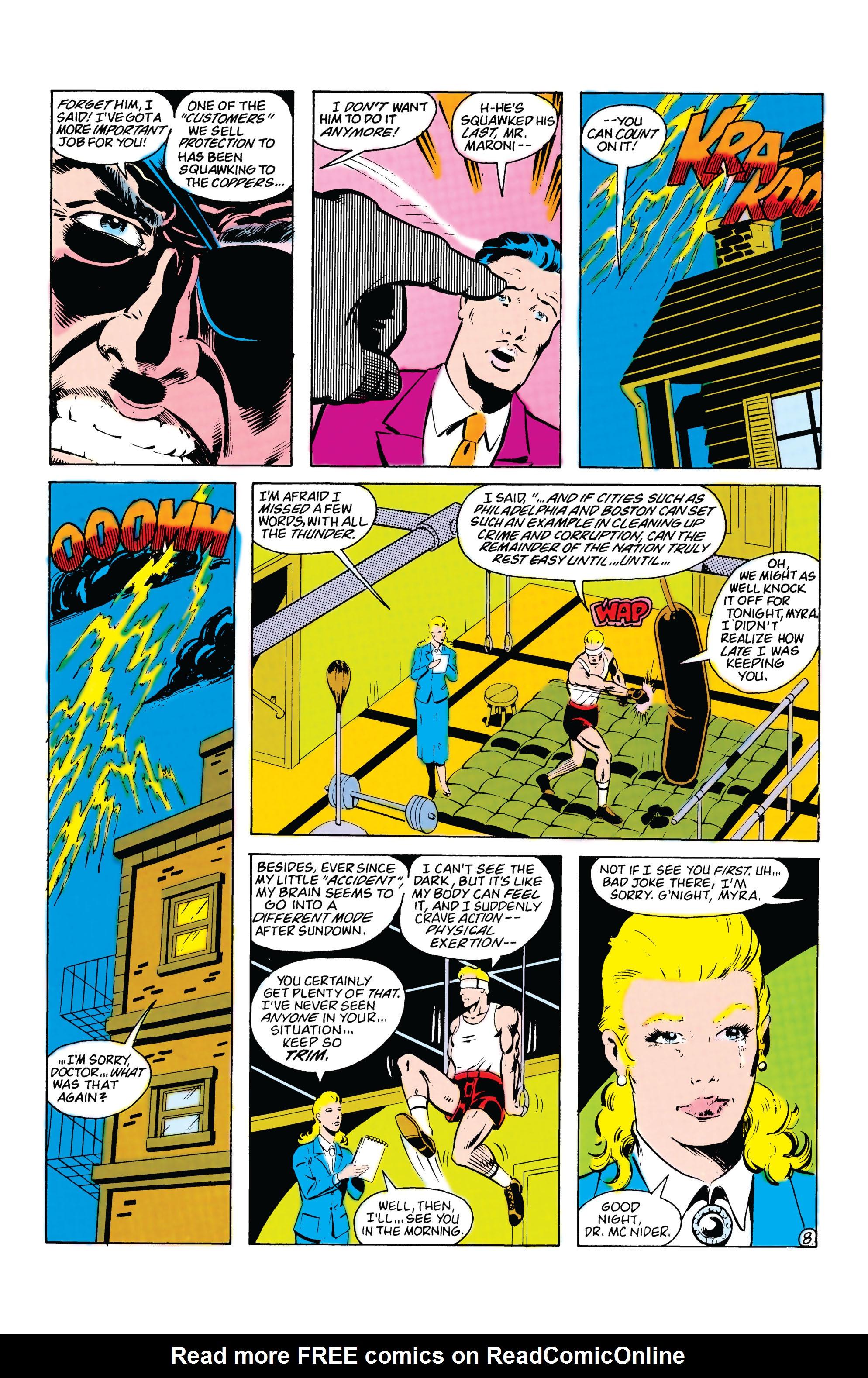 Read online Secret Origins (1986) comic -  Issue #20 - 27