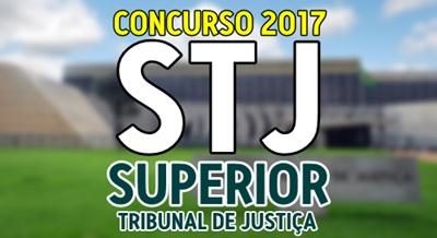 Apostila concurso STJ 2017