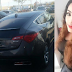 Tchidi Chikere's ex wife, Sophia gifted a brand new car by her man