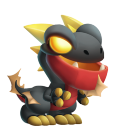 Fiend Dragon (Baby)