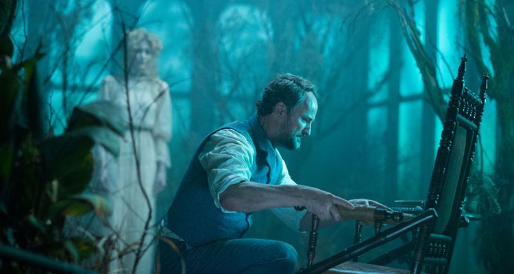 Jason Clarke en Winchester