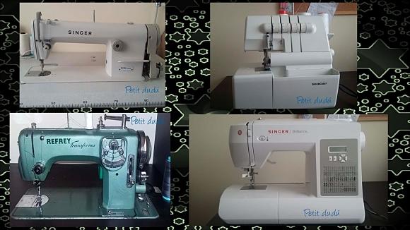 maquinas de coser Petitdudu