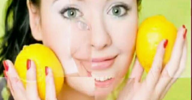 Cara seleksi.lemom untuk pemutih wajah