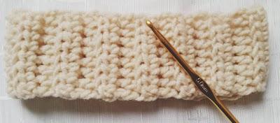 Punto elástico en crochet (video)
