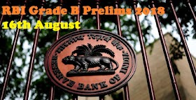 RBI Grade B 2018 Prelims Exam Review & Analysis | Second Shift - 16th August