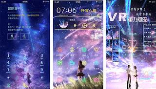 Tema Vivo Y71 Tembus Semua Aplikasi