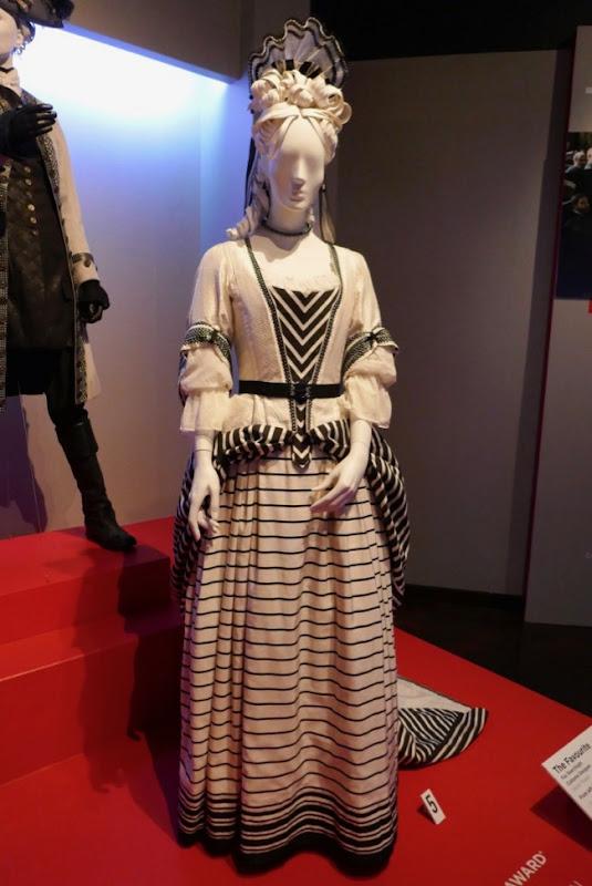 Emma Stone Favourite Abigail film costume