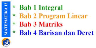 Download RPP Matematika SMA Kurikulum 2013 Kelas XII