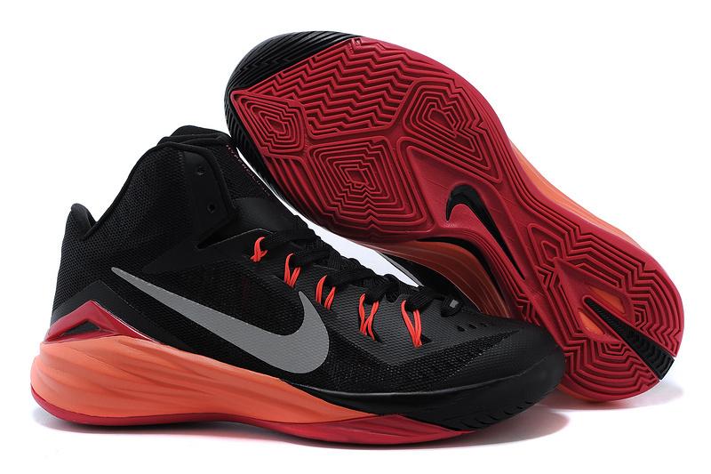 d49ed0fac040 ... clearance sepatu basket nike hyperdunk 2014 black red replika impor. 5  24 c92a3 d8bdb