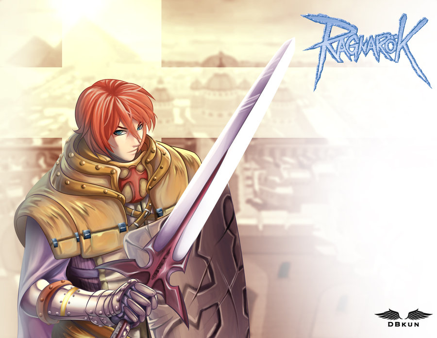 Ragnarok Character Wallpaper Art Zeromin0