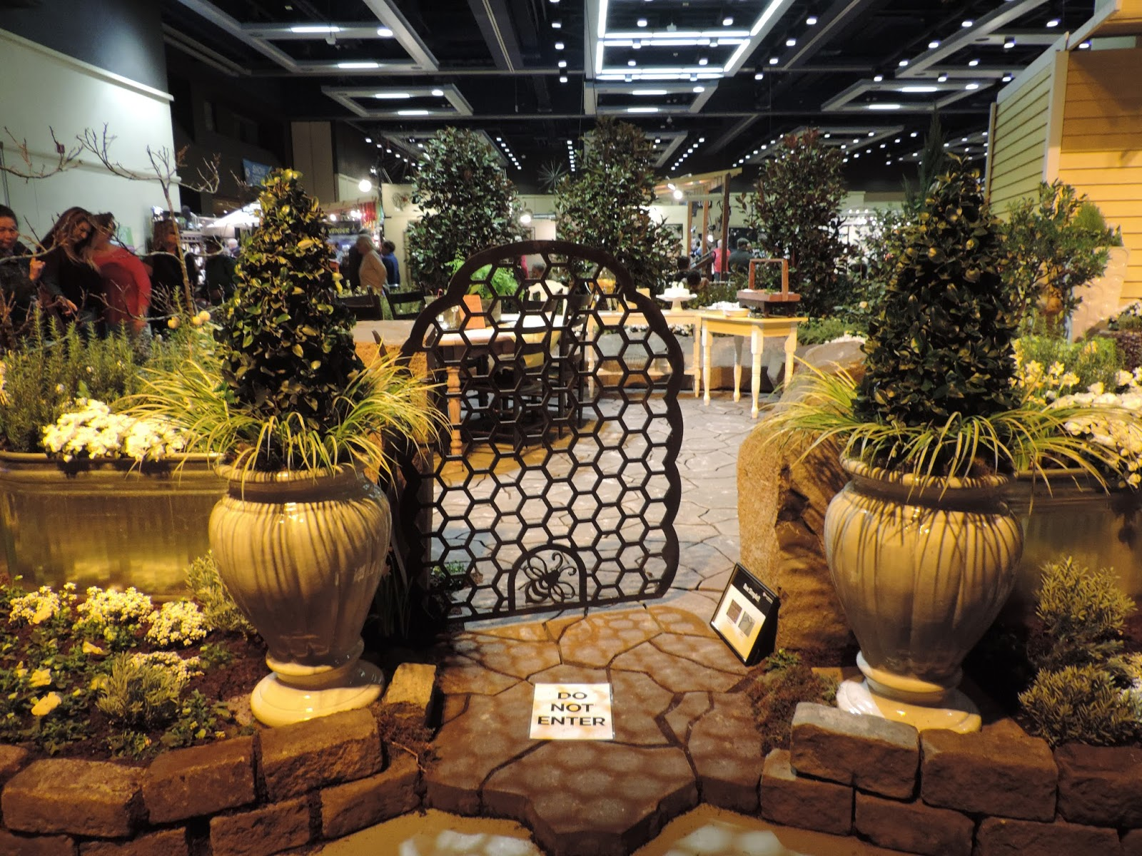 Beatrice Euphemie: Northwest Flower and Garden Show - Part II