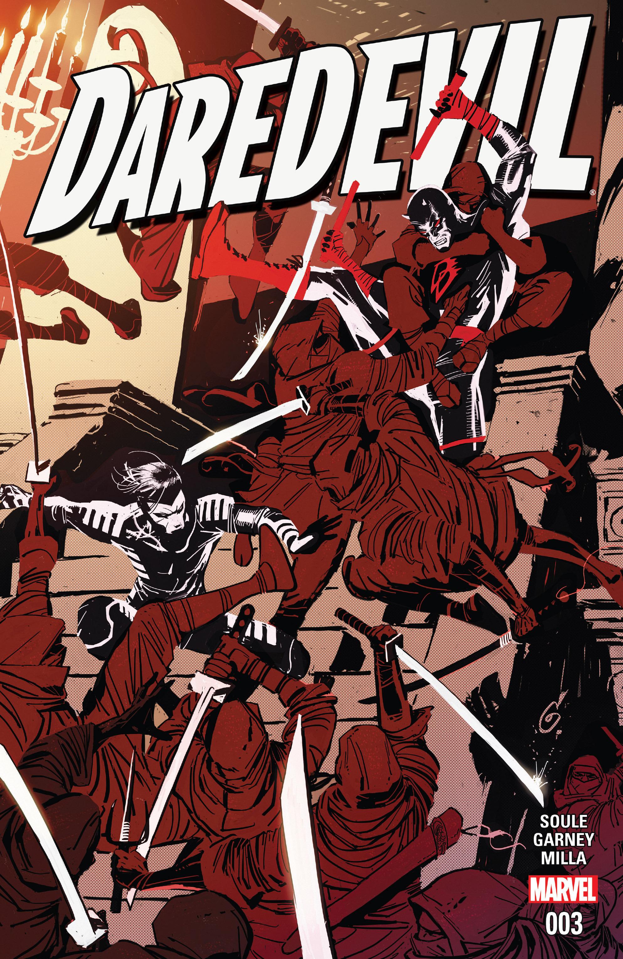 Daredevil (2016) 3 Page 1