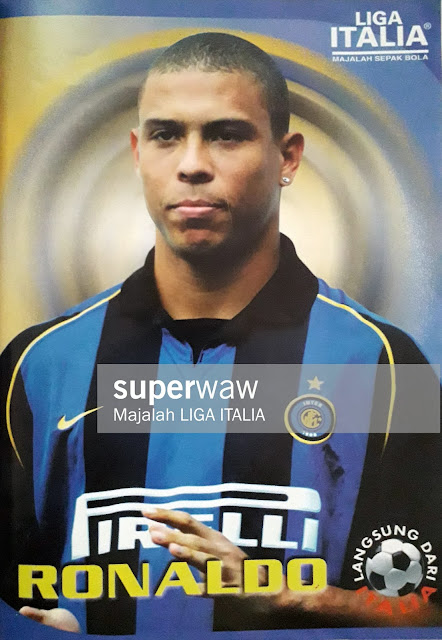 PIN UP RONALDO (INTER MILAN)
