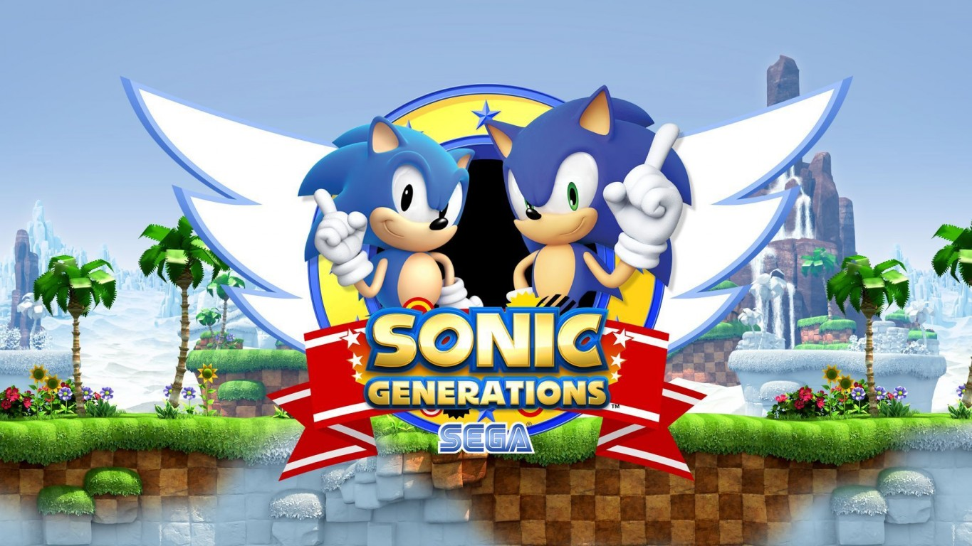 Pictures of Sonic Generations 2 - #rock-cafe