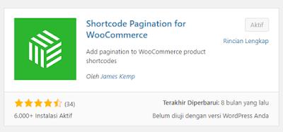 Tutorial WooCommerce : Cara Menambahkan Pagination (Tombol Next/Previous) di Halaman Toko Online