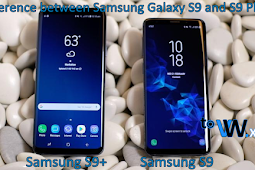 Difference between Samsung Galaxy S9 and Samsung S9 Plus