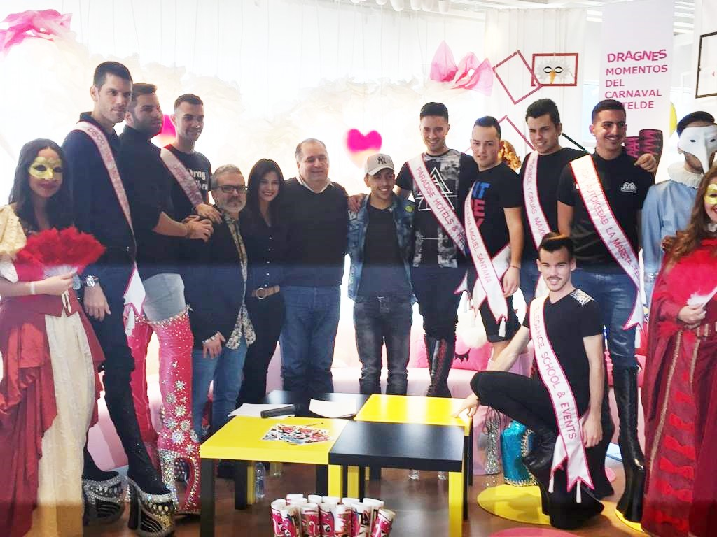 15 aspirantes en la gala drag queen de telde amp blogger design - Gran canaria tv com ...