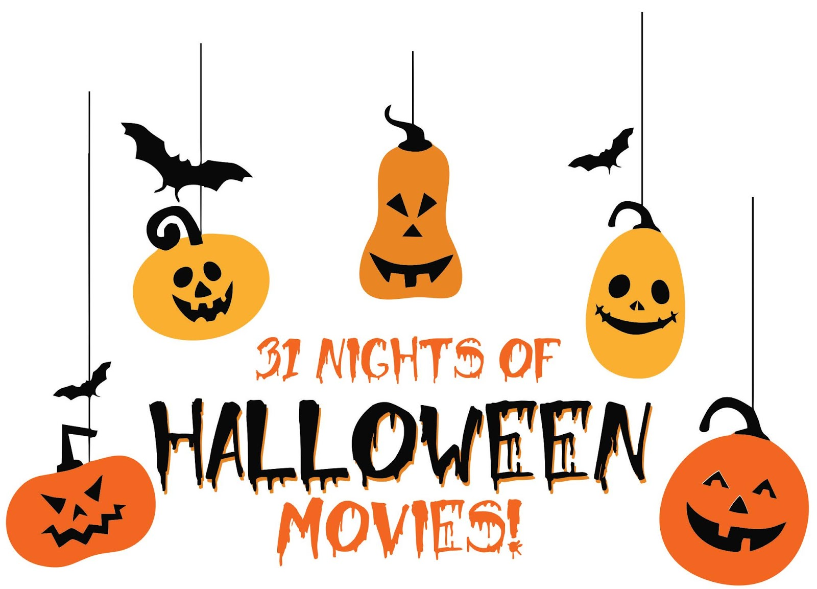 31 nights of halloween movies - peppermintheart