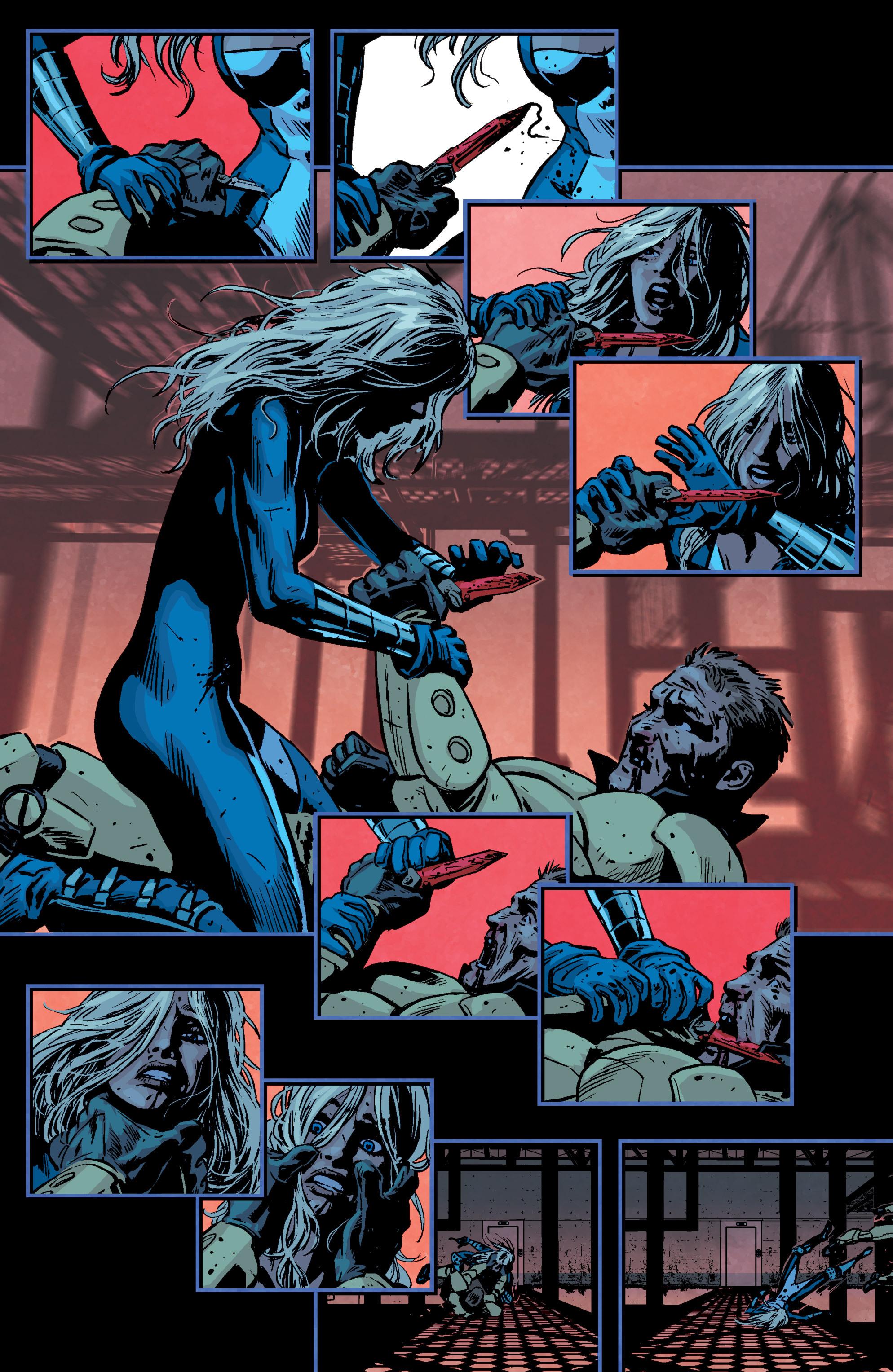 Read online Secret Avengers (2014) comic -  Issue #16 - 10