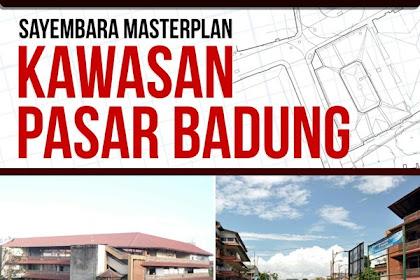 Sayembara Masterplan Kawasan Pasar Badung
