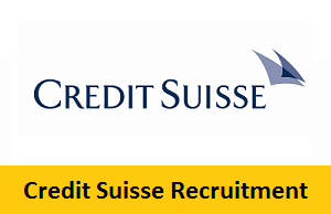 Credit Suisse Recruitment 2017-2018