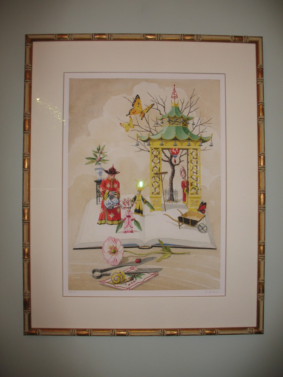 Chinoiserie Chic One Room Challenge A Good Beginning