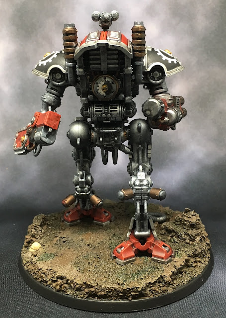 House Taranis Armiger Warglaive back
